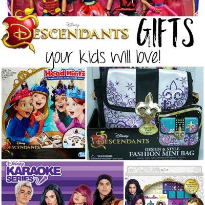 Disney Descendants Gifts Your Kids Will Love