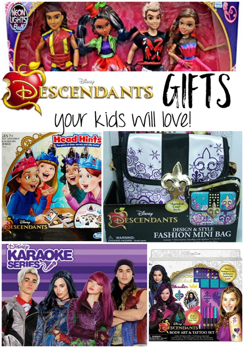 Disney Descendants Gifts Your Kids Will Love