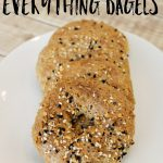 Low Carb Keto Friendly Everything Bagels