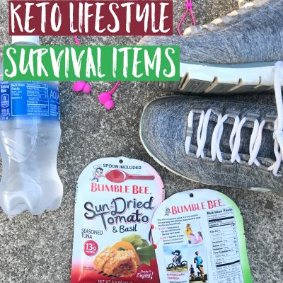 My Keto Lifestyle Survival Items