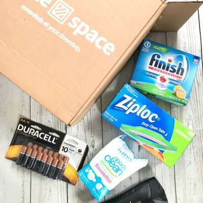 Household Essentials and Exploring New Products with Crate Space