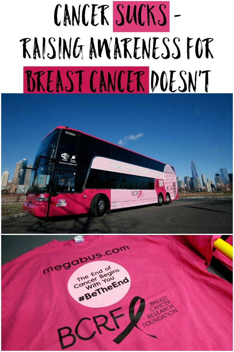 Cancer Sucks - Raising Awareness for Breast Cancer Doesn't