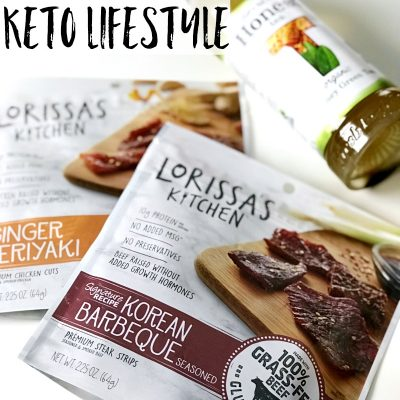 "My ""Lazy Keto"" Lifestyle Food Ideas"