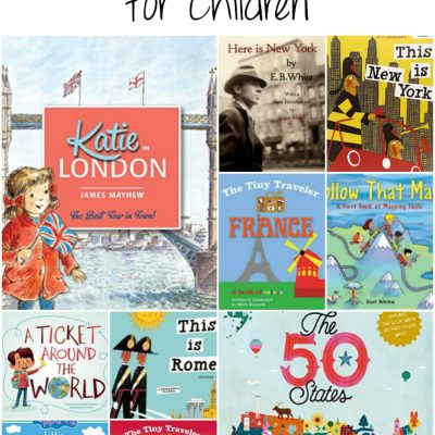 Travel the World with Books: The Best Travel Books for Children