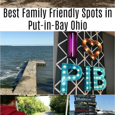 Best Family Friendly Spots in Put-in-Bay Ohio