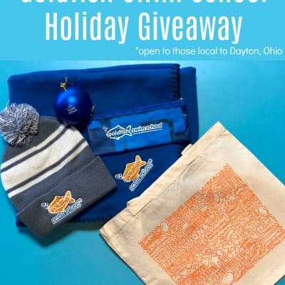 Goldfish Swim School Dayton Holiday Package Giveaway