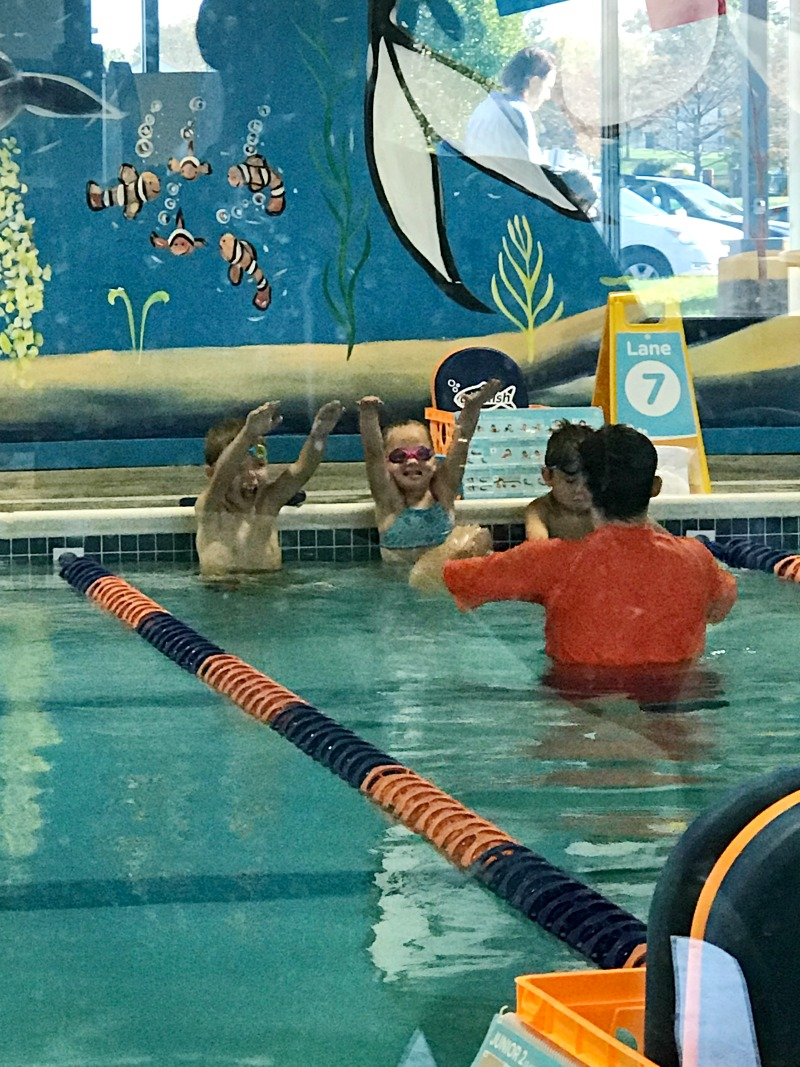 Getting Kids Excited For Swimming Lessons Moments With Mandi