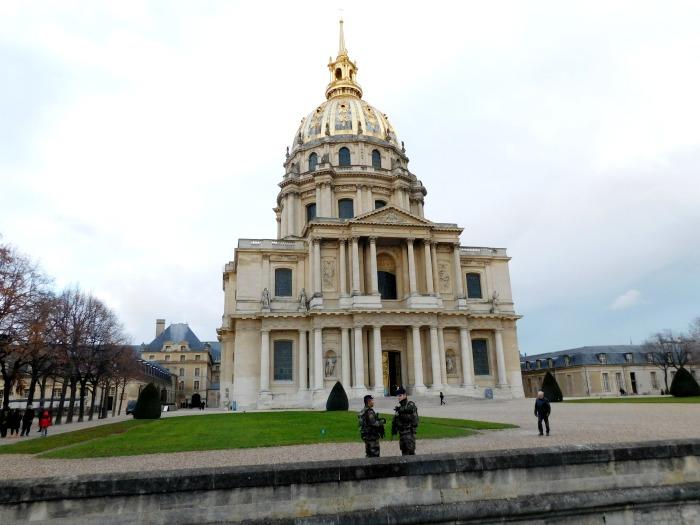 Invalides Paris France Army Museum