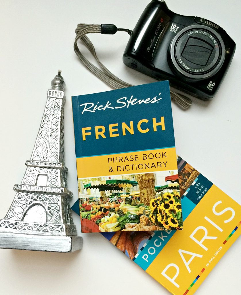 Best Guide Books for Paris
