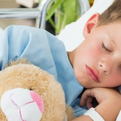 The Long Road To Recovery: Coping When Your Child Is In Hospital
