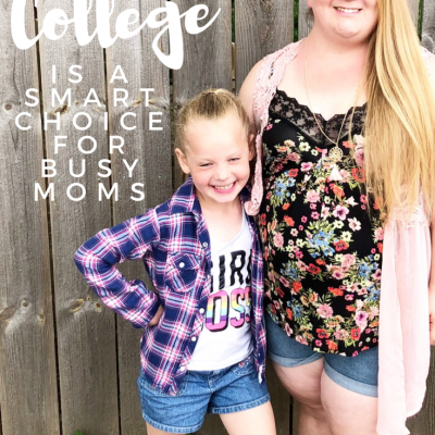 Online College is a Smart Choice for Busy Moms