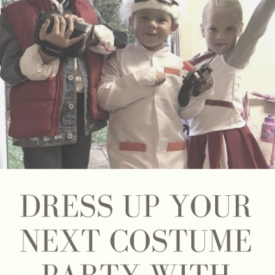 Dress Up Your Next Costume Party With These Fun Ideas