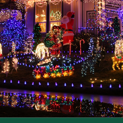The Best Holiday Lights in Ohio