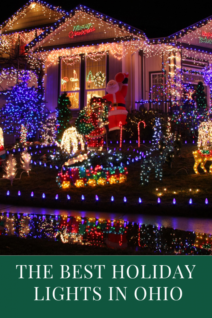 ohio is the perfect place to spend the holiday season all over the state weve got spectacular light displays that will enchant every member of your - Why Christmas Is The Best Holiday
