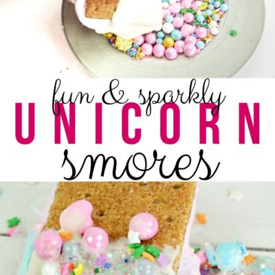Unicorn S'mores