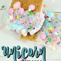 Unicorn S'mores