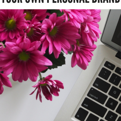 How You Can Create Your Own Personal Brand