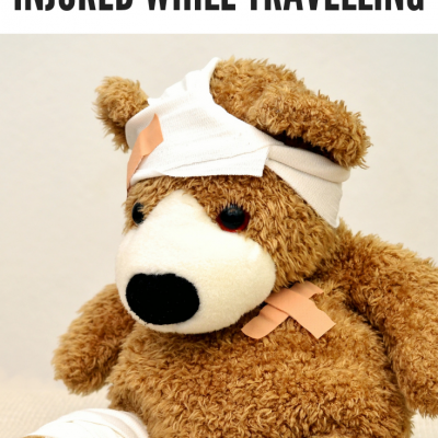 What To Do If You Get Injured While Travelling