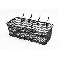 Blue Hawk 1-Piece Steel Pegboard basket; Actual: 9.13-in x 3.66-in
