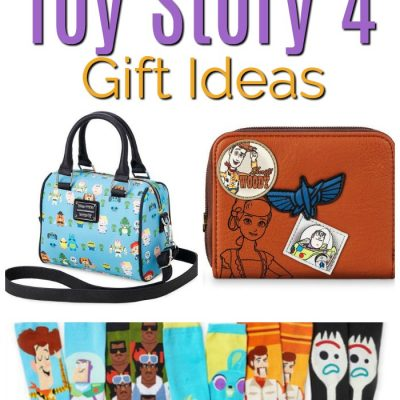 Super Awesome Toy Story 4 Gift Ideas