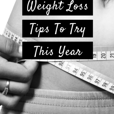 Simple Weight Loss Tips To Try This Year