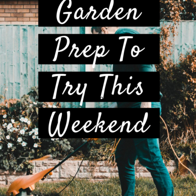 Cheap Autumn Garden Prep To Try This Weekend