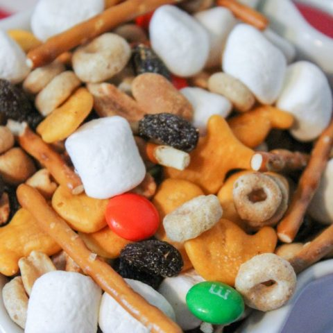 Easy Kid's Trail Mix
