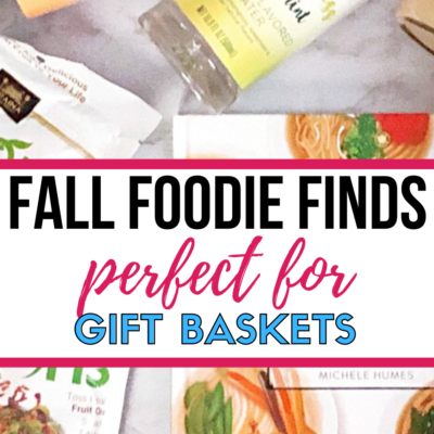 Fall Foodie Finds Perfect For Gift Baskets