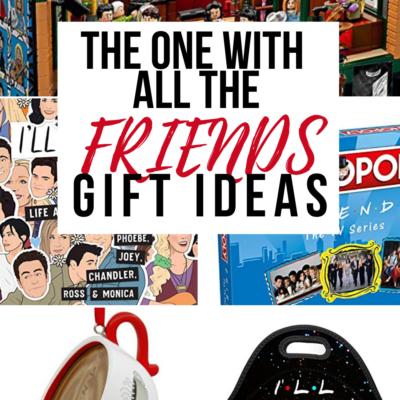 The One With All The Friends Gift Ideas