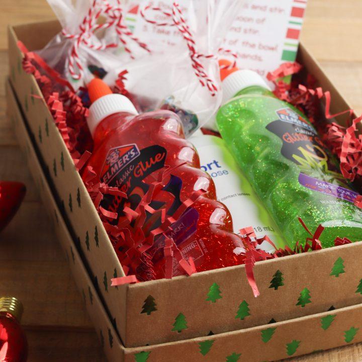 DIY Slime Gift Box
