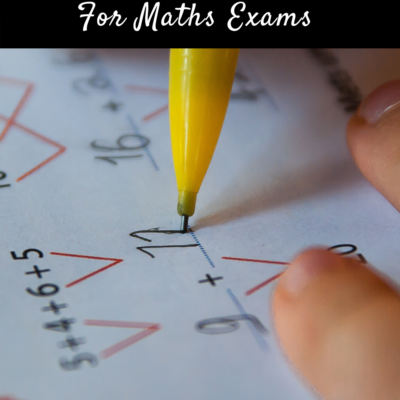 Helping Children Prepare For Maths Exams