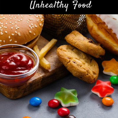 Stop Cravings for Unhealthy Food