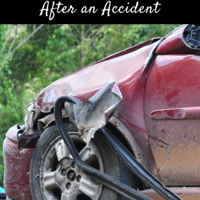 Taking Care of Yourself After an Accident