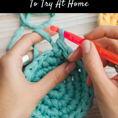 3 Incredible Crafts To Try At Home