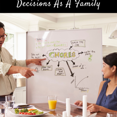 4 Top Tips On Making Decisions As A Family