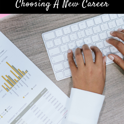 Questions To Consider When Choosing A New Career