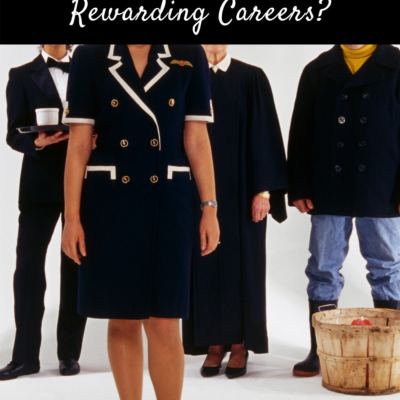What Are the Most Rewarding Careers?