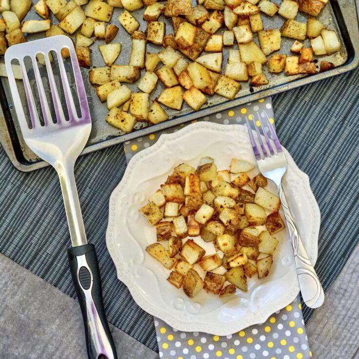 Sheet Pan Italian Potatoes